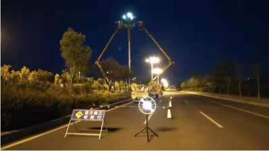 呼和浩特市改造路灯照明系统以实现能耗双控双降