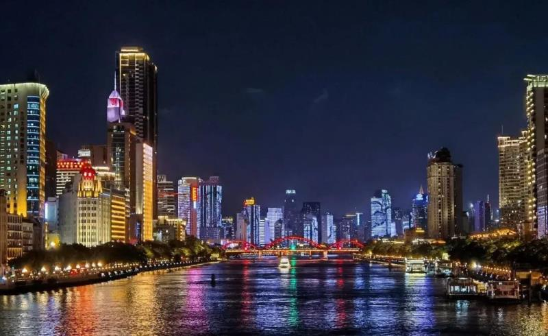 广州市住房城乡建设局、市照明建设管理中心联合开展城市照明保障工作