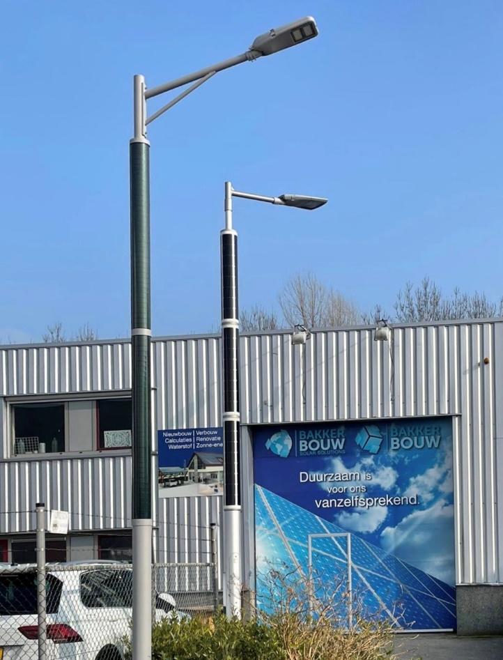 组件与灯杆一体化是光伏路灯的发展方向