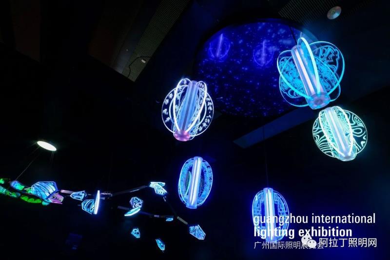 """""""当下可为 未来可期"""",2021广州国际照明展览会启幕"""