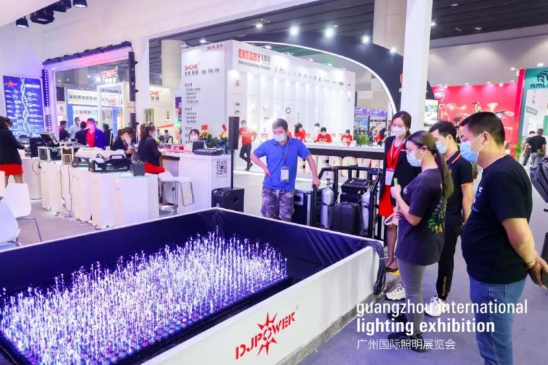 光亚展官方数据公布,3大趋势凸显,中国照明未来方向明朗化