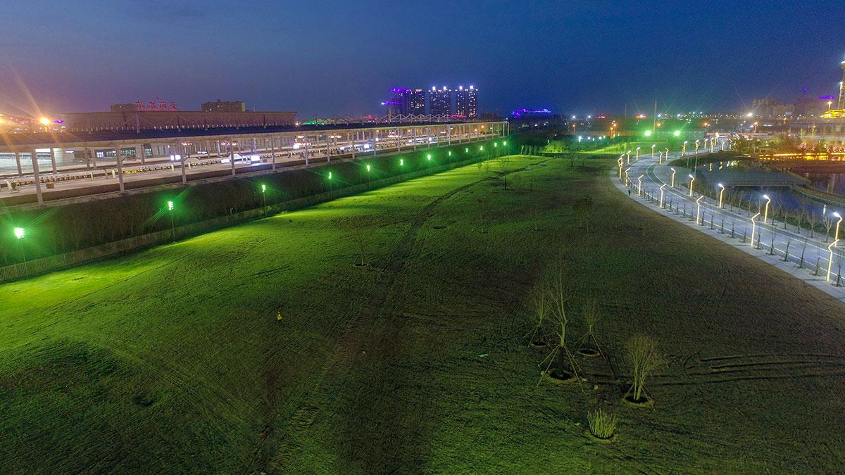 夜景设计,照明设计